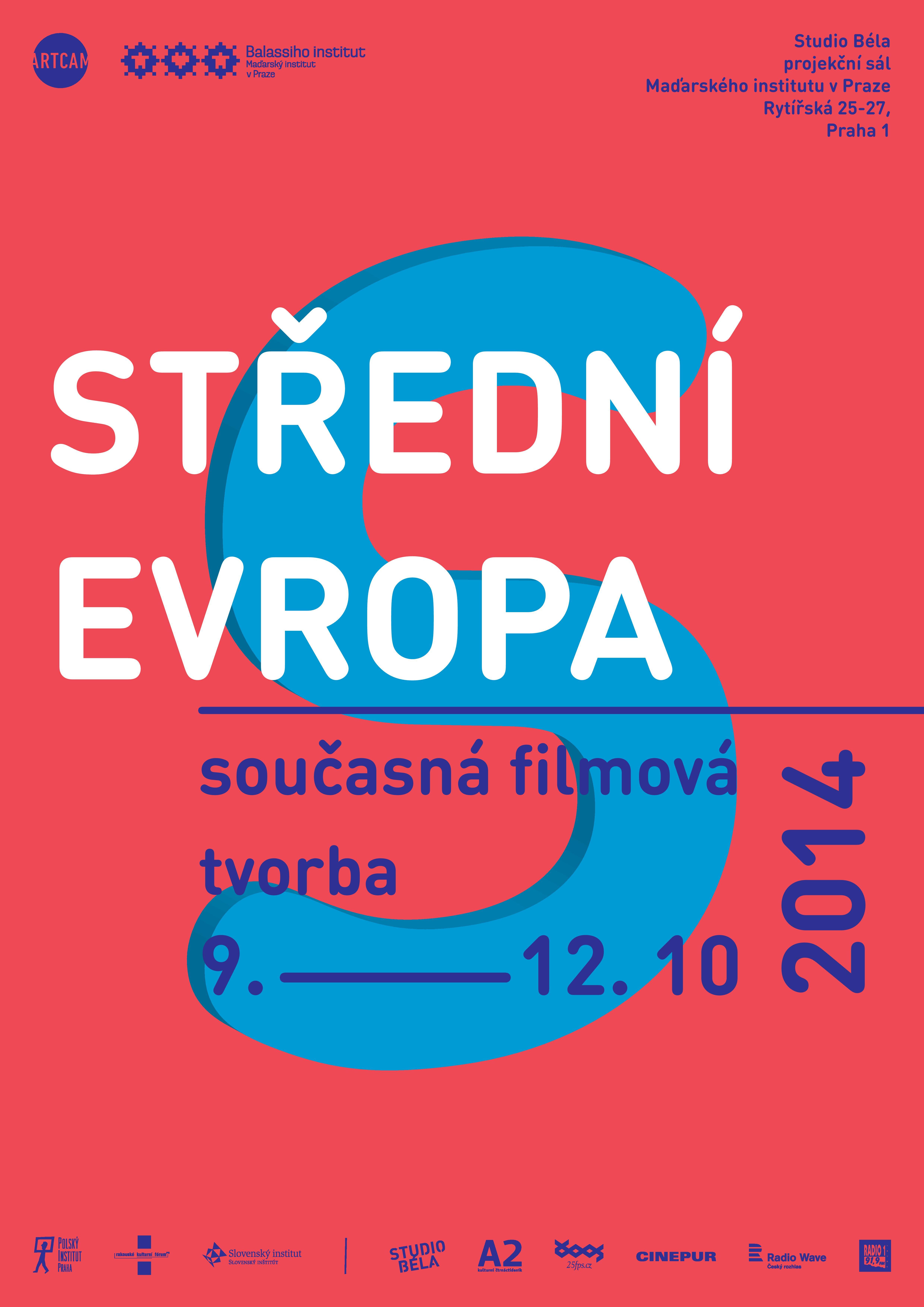 Střední Evropa - plakát